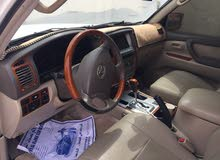 White Toyota Land Cruiser 2006 for sale