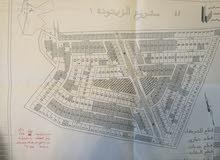 أرض للبيع 15 دقيقة من الثامن في مشروع المهندسين بالزيتونة ملاصقة للأندلسية (أراضي جنوب عمان)