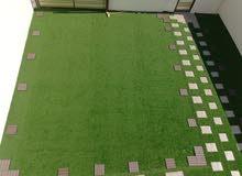عرض خاص لمدة يومين فقط لانتهاء الكمية على العشب الاصطناعي 45 ملم شبيه من الطبيعي