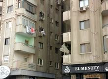 شقة للايجار علي دائري المعادي مباشرة خطوات من كارفور المعادي