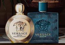 "Tester Original Perfume %خصم 58""VERSACE"" for Women & Men"