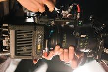 مصور فيديو سينمائي وفتوغرافي محترف و مونتير ومصمم موشن 2d- 3d و انفوا جرافيك خبرة 14 عام