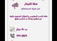 شقه للايجار مدينه حمد دوار 20