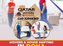Movers and Packers Service Doha