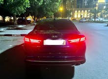 Kia Optima 2018 panorama sports For Rent / ‏للإيجار