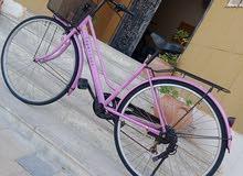 Japanese pink Vintage Cruiser Beach City Dutch Bike in perfect condition