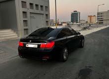 للبيع BMW 740 موديل 2011