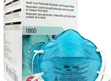 3M-N95 Respiratory and Surgical Mask Adult and Pediatric
