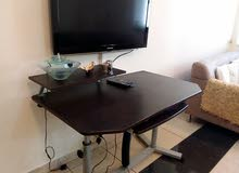 Wooden TV table for sale