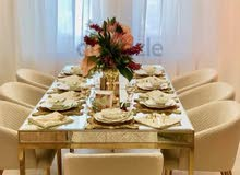 Luxury dinning table for sale