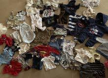 ملابس اطفال من عمر 0 ل عمر 3 سنين