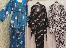silk pajamas and silk 3 piece pajamas