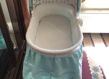 تخت بيبي حديث الولادة سرير  بيبي