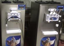 جهاز ايسكريم مستعمل للبيع