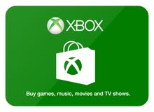 بطاقات اكس بوكس Xbox Gift Cards