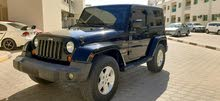 JEEP WRANGLER GCC SPECIFIC ORGINAL PAINT