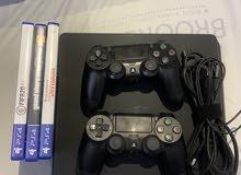 PS4 slim clean one