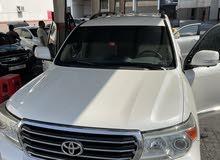 لاندكروزر 2013 للبيع درهم بدون اي حوادث 173 الف كيلو متر Land Cruiser 2013 for sale