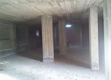بدروم / جراج تمليك مساحة كبيرة (515م)  شارع 12 م كله أبراج