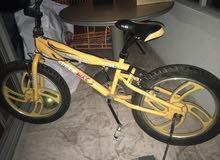 دراجة هوائية مستعملة للبيع