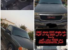 GMC sierra 2001 single cab