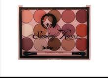 "Smokey Roses Eyeshadow pallete From ""Juicy Beauty"""