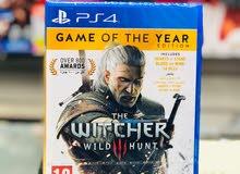 أشرطة ذا ويتشر عربي مع الاضفات  The Witcher 3