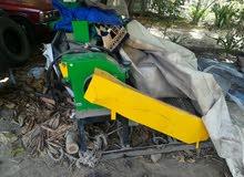 مكينة طحن العلف الحيواني والعلف الأخضر توزيع الزراعه