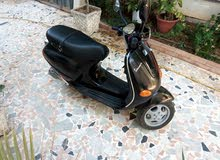 Buy a Piaggio motorbike made in 2000