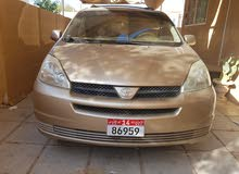 For sale Toyota Siena car in Al Ain