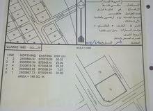 ارض للبيع مخطط المضيرب 4