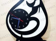 ساعات جداريه تحفه للديكور