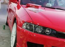 Red Mitsubishi Lancer 1996 for sale
