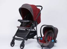 giggles travel system stroller and carseat