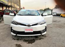 Automatic Toyota 2018 for sale - Used - Baghdad city