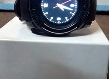 ساعة ذكية سمارت وتش للبيع بنظام الاندرويد