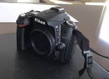 NIKON D90 and lens 18-105 mm in very good condition