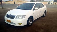 0 km Toyota Corolla 2007 for sale