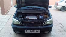 Gasoline Fuel/Power   Opel Zafira 2000