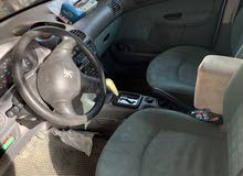 للبيع بيجو 206 القير و المكينه و الشاصي سليم حراره ثابته تحت النص السعر 270
