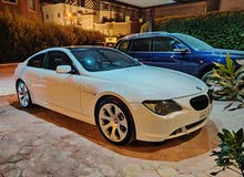 Automatic White BMW 2005 for sale