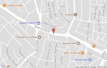 شقة فارغة للإيجار - السابع شارع عبد الله غوشة