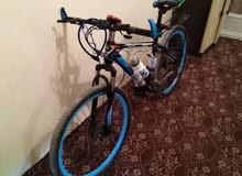 دراجة هوائيه بحال الجديد