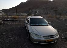 For sale 1999 Gold Accord