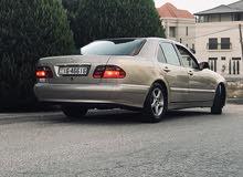 مرسيدس E200 ELEGANCE 2001 / فل كامل