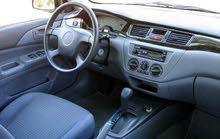 Automatic Beige Mitsubishi 2003 for sale