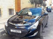 Renting Hyundai cars, Sonata 2014 for rent in Zarqa city