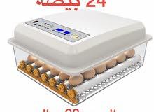 فقاسات سعة 12-32-48-56-96-112-180بيضه.الكتالووج على الواتساب