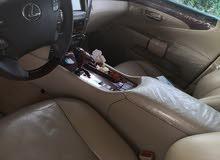 Gasoline Fuel/Power   Lexus LS 460 2007