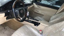 Automatic Brown Lexus 2013 for rent